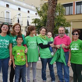 Huelga general Educación en Montijo