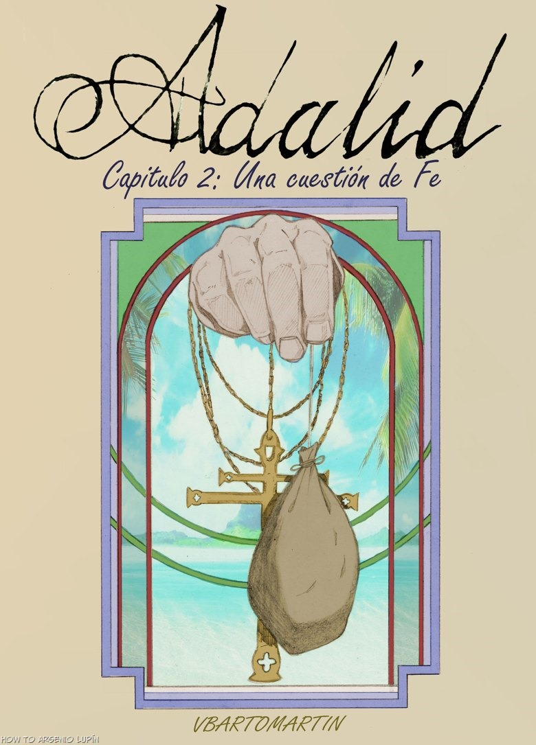 Actualización 01/02/2018: Víctor Bartolomé Martín nos trae el segundo número de su cómic independiente: Adalid, capítulo 2, Una cuestión de Fe, nuevamente con la posiblidad de verlo en youtube...