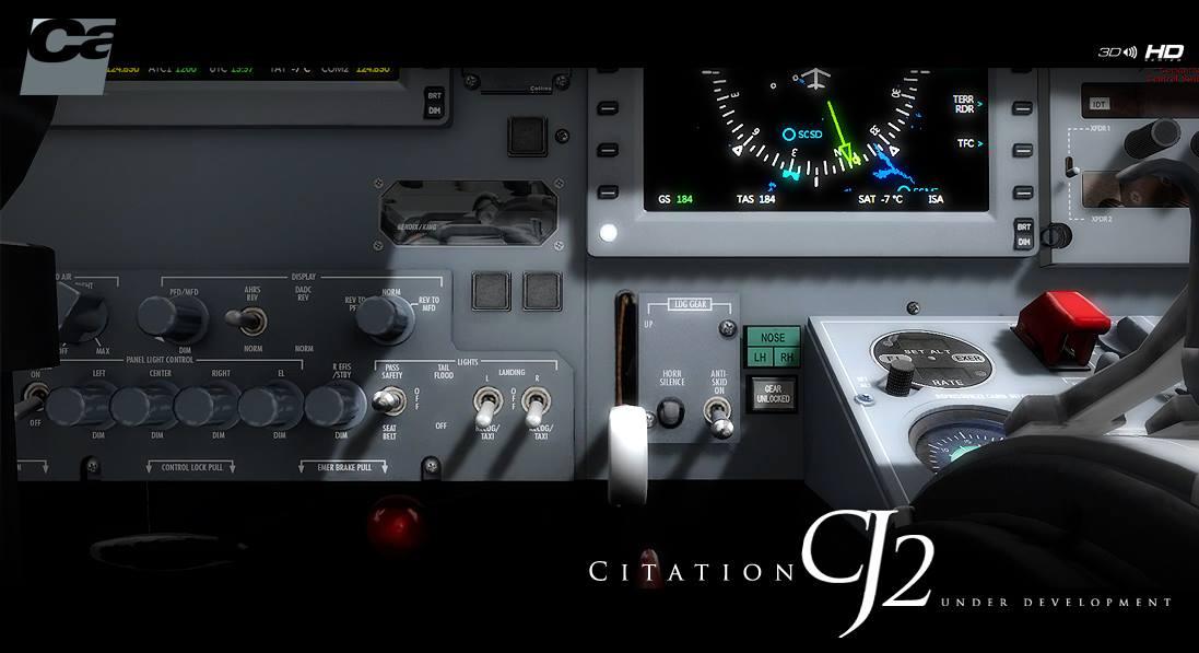 Carenado CJ2 - preview • C-Aviation
