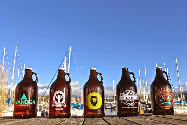 Bellingham Beer / Credit: Heather Hulbert