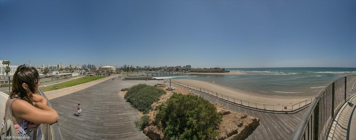 180 градусов Тель-Авива