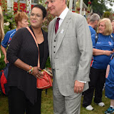 OIC - ENTSIMAGES.COM - HUGH BONNEVILLE at the  Official Reception at US Ambassador's Regents Park Residence  for Special Olympics GB's World Games team London  20th July 2015 Photo Mobis Photos/OIC 0203 174 1069