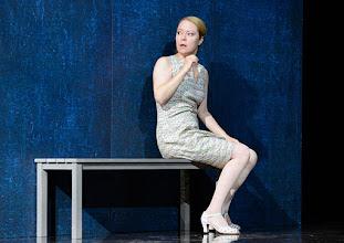 """Photo: WIEN/ Theater in der Josefstadt: """"VOR SONNENUNTERGANG"""" von Gerhard Hauptmann. Premiere 3.9.2015. Therese Lohner. Copyright: Barbara Zeininger"""