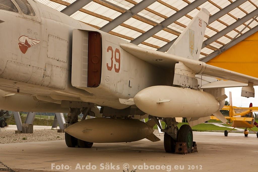 23.08.12 Eesti Lennundusmuuseumi eksponaadid 2012 - AS20120823LENNUK_069V.JPG