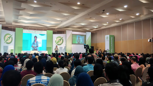 roadshow tokopedia, talkshow, tokopedia