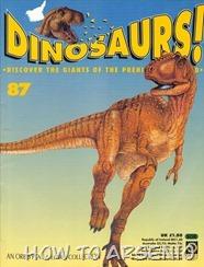 P00087 - Dinosaurios #87