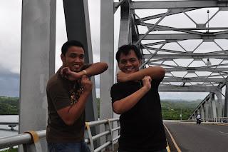 April 24: Tacloban City Sign Name