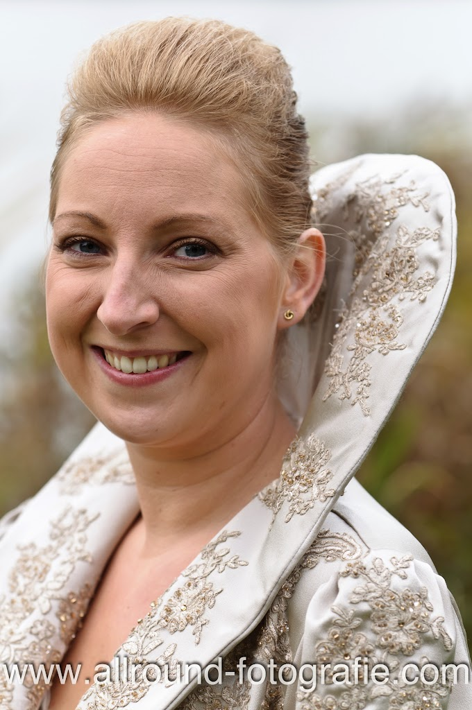 Bruidsreportage (Trouwfotograaf) - Foto van bruid - 011