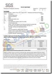 EN71-1-2_Test Report