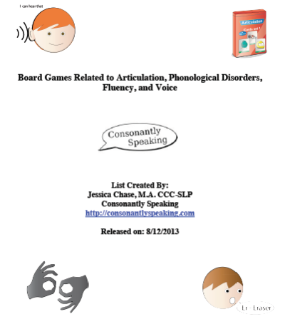 Board Games Related To Articulation Image