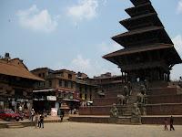Nyatapola Temple, Taumadhi Tole - Bhaktapur - Kathmandu Valley