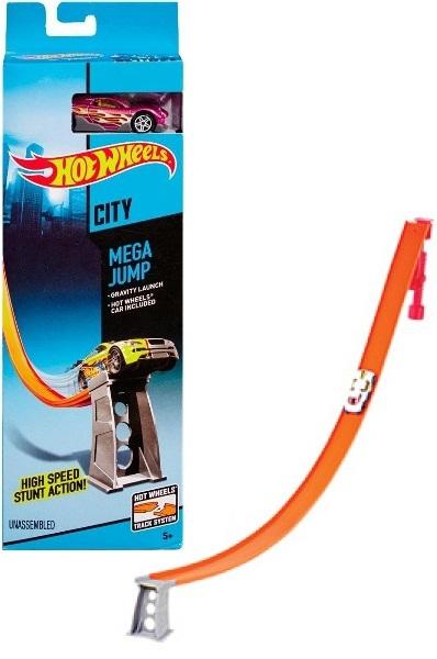 Sản phẩm Đường đua Cơ bản Hot Wheels BLR01 dành cho trẻ em trên 4 tuổi