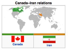 Canada - Iran Relations