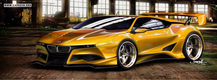 Golden Car