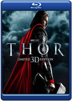 62 Thor   Dual Áudio   3D BluRay 1080p