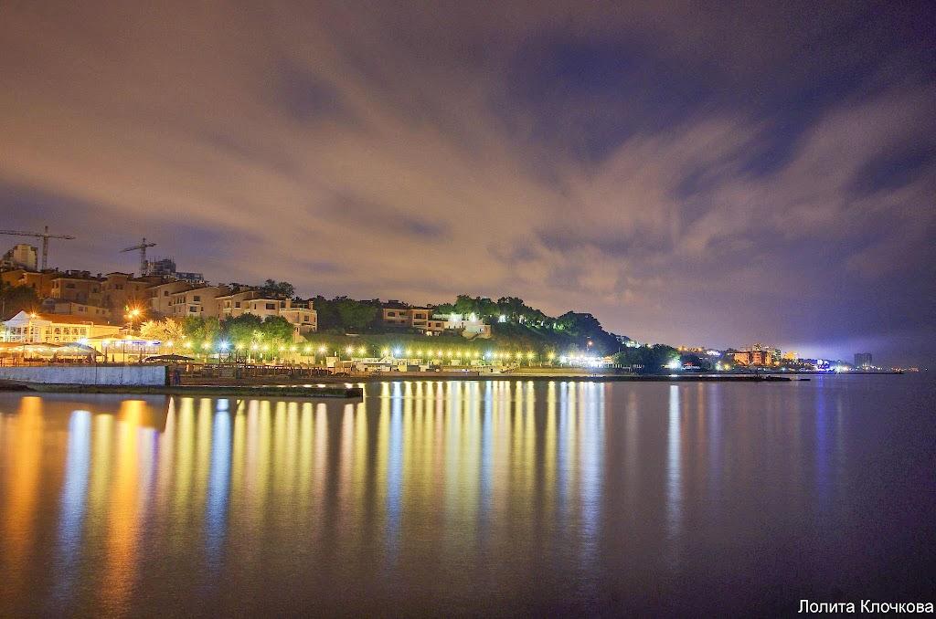 13316811%2B%25282%2529 Одесситка запечатлела романтичный ночной пляж после дождя (ФОТО)
