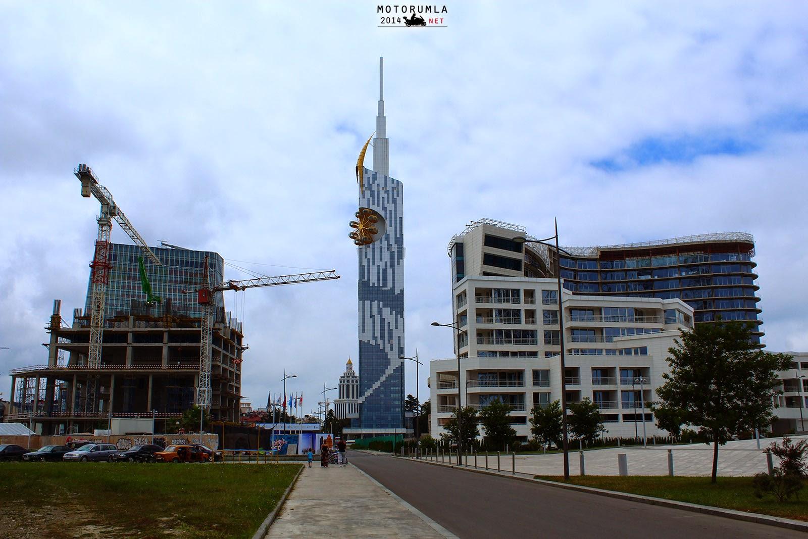 batum modern yapılar