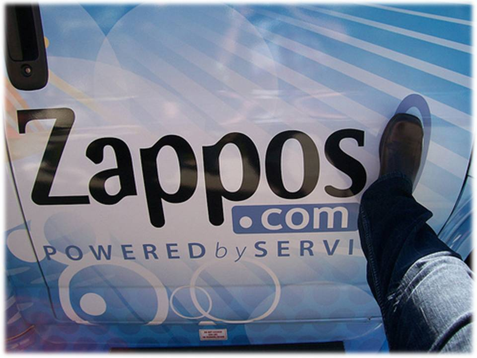 quality of service at the zappos company The best companies develop core values that impact their company  zappos 1 deliver wow through service 2  selling the highest quality natural and organic.