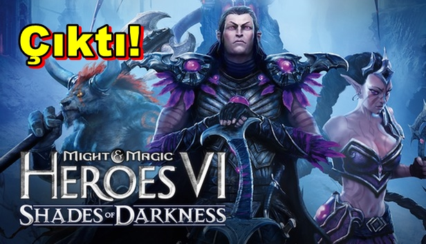 Shades of Darkness Çıkışını Gerçekleştirdi!