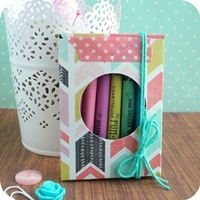 7 - sizzix big shot - box - party favors - bomboniere - fustelle