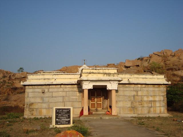 Thondanur (Kere Thonnur) - Sri Yoga Narasimha/Sri Ramanuja Temple, Padavapura, Mandya