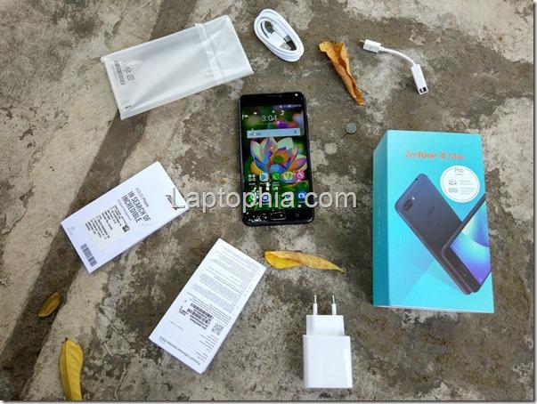 Paket Pembelian Asus Zenfone 4 Max Pro ZC554KL
