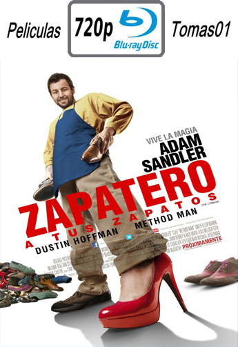 Zapatero a Tus Zapatos (The Cobbler) (2014) BRRip 720p