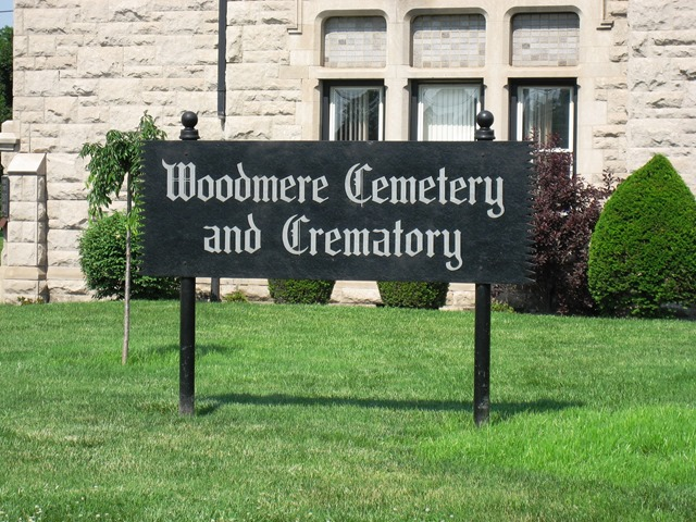 Woodmere Entrance sign_Detroit