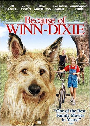 Because of Winn-Dixie วินน์ ดิ๊กซี่ เพื่อนแท้พันธุ์ตูบ