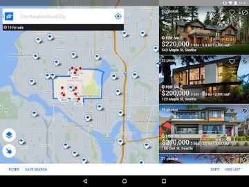 Zillow Real Estate & Rentals Screenshot 8