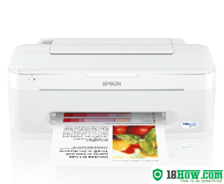 How to Reset Epson ME-35 flashing lights error