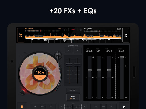 edjing Mix screenshot 10