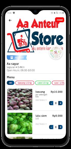 Aa Anteur Store