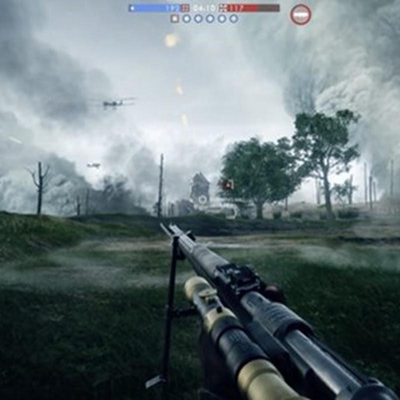 Battlefield 1 - 15 Minuten des Conquest Modus in Aktion