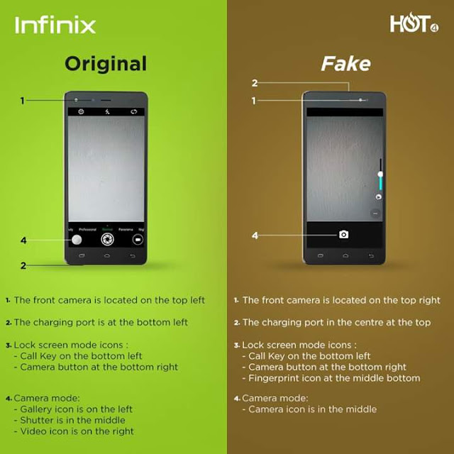 Infinix Responds To Reports Of An Infinix Hot 4 Exploding 2