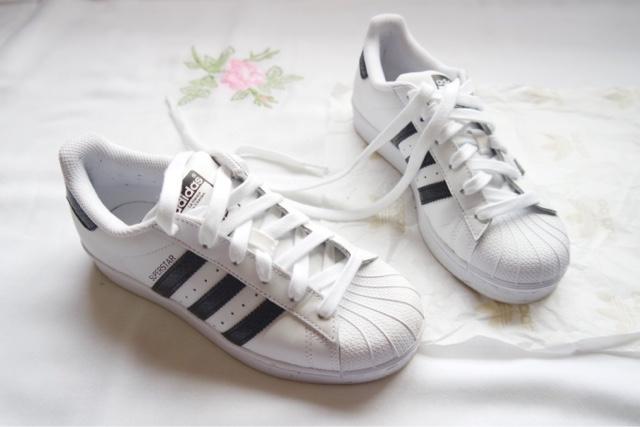Adidas Superstar White Original Vs Fake