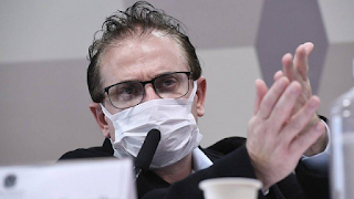 Na CPI,  Cristiano Carvalho diz que  militares queriam um pixuleco