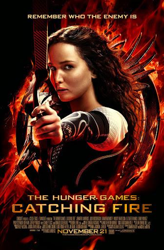 Αγώνες Πείνας: Φωτιά The Hunger Games: Catching Fire Poster