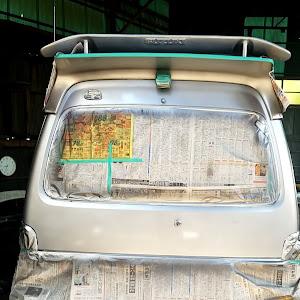 エブリイワゴン  52ワゴン 5速のカスタム事例画像 清水港◯走OB団さんの2020年10月29日12:15の投稿
