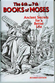 Cover of Ancient Grimoires's Book The 6th And 7th Book Of Moses