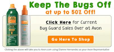 Avon Bug Guard