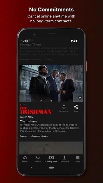 Netflix MOD APK (Premium Unlock) 7.95.0 Download for Android