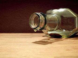 Tuščias butelis