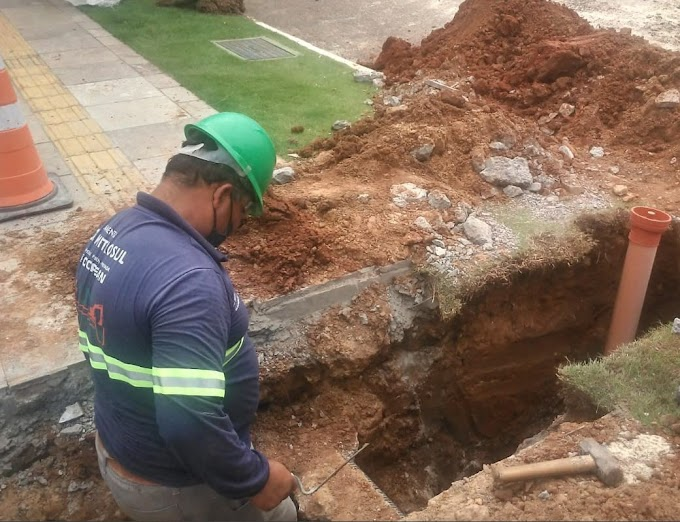Obras para a conexão de mil imóveis à rede de esgoto de Cachoeirinha começam na próxima semana