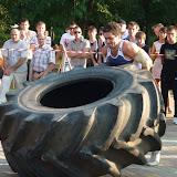 Открытый чемпионат г. Шахт по силовому экстриму