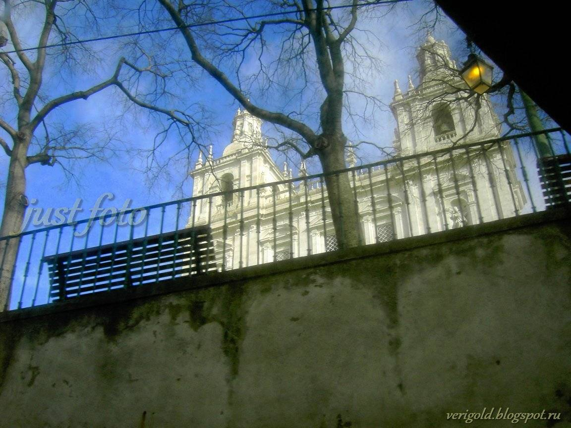 Сан Висенте дэ Фора Алфама Лиссабон фото