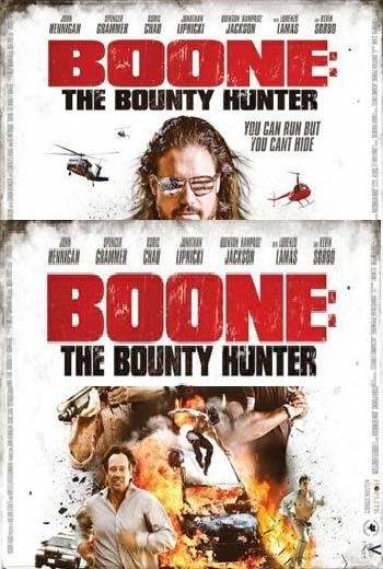 Boone- The Bounty Hunter - Thợ Săn Tiền Thưởng