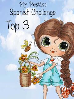 Top 3 Challenge de Mai