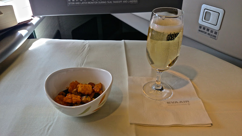 DSC 0828 - REVIEW - EVA Air: Royal Laurel Business Class - Bangkok to London (B77W)