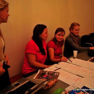 Rebasenädal 2011 - Infopunkt peahoones, Savirebaste valmistamine ja FLAMMO kontsert